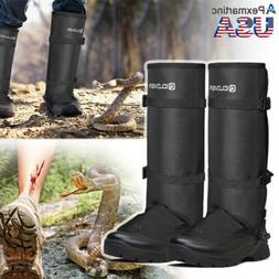 Snake Guard Leg Anti Bite Protection Gaiter Cover Outdoor Hi