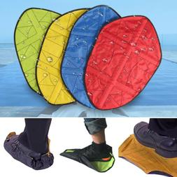 Step In Sock Hands Free Shoe Covers Reusable Shoe Boot Cover