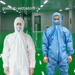 Suit Hooded Coverall Painting Spraying Safety Clothing