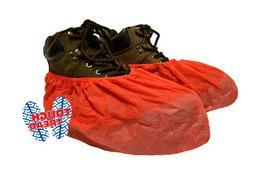 ShuBee® SuperBee® Shoe Covers, Hot Rod Red,
