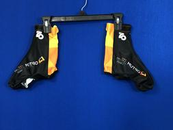 Champion System Team Optum Cycling Racing Shoe Covers Size M