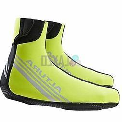 Altura Thermostretch 2 Cycing Overshoes Hi Viz Yellow Size M