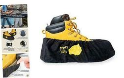 Tiger Effects Premium Reusable Shoe Covers Slip-on Washable