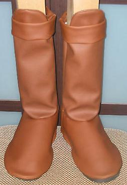 Twilight Princess Boots for your Link Costume Deluxe High Qu