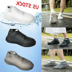 Unisex Waterproof Protector Shoes Cover Rain Collectible Sho