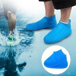 Waterproof Anti-Slip Boot Cover Latex Disposable Shoe Covers