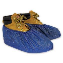 Waterproof ShuBee Shoe Covers Dark Blue