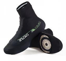Waterproof Cycling Shoes Covers Shoe Bike Road Bicycle Lock