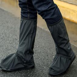 Waterproof Overshoes - Rain Shoe Covers Anti-slip Reusable Z