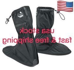 Waterproof Shoe Boots Covers SEAL Snow Rain Mud Cycling LOT