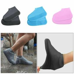 Waterproof Shoe Cover Silicone Unisex Shoes Protectors Rain