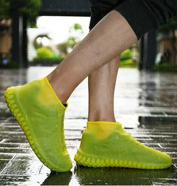 Waterproof Shoe Covers Boots Non-slip Outdoor Seamless Desig