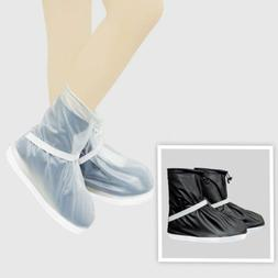 Waterproof Shoe Covers Men Women Reusable Rain Overshoes Non