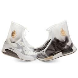 Waterproof Shoe Covers Reusable Men Women Slip Resistant Rai