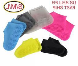 Waterproof Shoe Covers Shoes Protector Rain Cover Kids Women