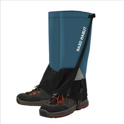 Waterproof Shoe Leg Cover Boot Legging Gaiters For Outdoor C