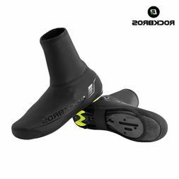 ROCKBROS Winter Bike Cycling Shoe Covers Waterproof Warm Ove