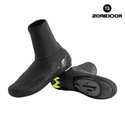 RockBros Winter Warm Cycling Shoe Covers  Windproof Protecto