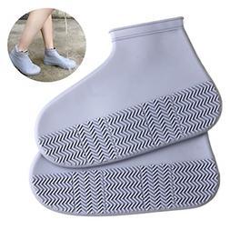Women & Men Waterproof Reusable Rain Boot & Shoe Covers Ultr
