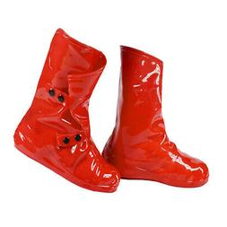Women Mens Fashion Anti-Slip Waterproof Shoe Cover for Rain