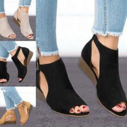 womens sandals wedge mid heels cover heels